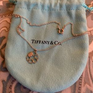 Authentic Tiffany & Co. Heart Necklace
